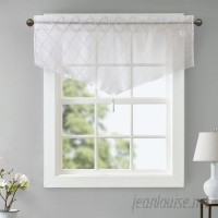 Charlton Home Sylvan 50 Window Valance CHRL6946