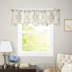 Charlton Home Terrence Curtain Window Valance CHLH3753
