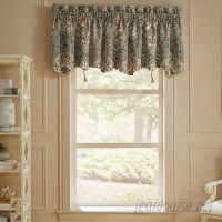 Croscill Rea Canopy 54 Window Valance ZM3429