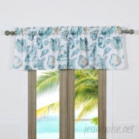 Highland Dunes Cassette 84 Window Valance HIDN2622