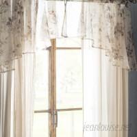 Ophelia Co. Alburtis Flounce Curtain Valance OPCO2125