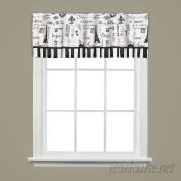 Ophelia Co. Zain Window Valance OPCO1745