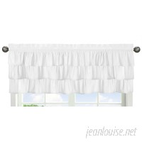 Sweet Jojo Designs Harper 54 Window Valance JJD7441