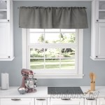 "Three Posts Ramsey 60"" Curtain Valance THPS4574"