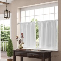 Three Posts Ramsey Kitchen Tier Curtain THPS4579