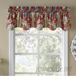 "Waverly Brighton Blossom 52"" Window Valance WVY2426"