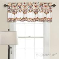 World Menagerie Bridgetown Room Darkening 52 Curtain Valance WRMG3763