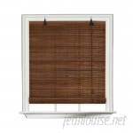 Bay Isle Home Bamboo Roll-Up Blind BAYI8454