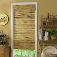 Bay Isle Home Room Darkening Roman Shade BAYI1346