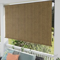 Coolaroo Blackout Outdoor Roller Shade CLR1378