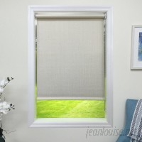 Harbor Shades Blackout Linen Roller Shade RFBS1021