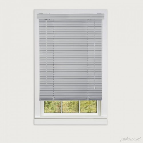 Symple Stuff Semi-Sheer Horizontal/Venetian Blind SYPL4407