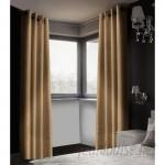 Ebern Designs Alderson Linen Look Solid Room Darkening Thermal Panel Pair EBND4432