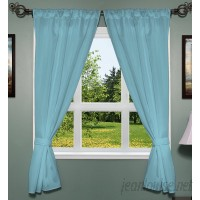 Sweet Home Collection Classic Window Treatment Set SWET2193