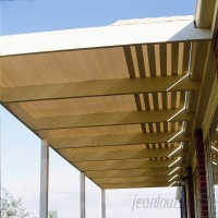 Coolaroo Room Darkening Outdoor Solar Shade CLR1373