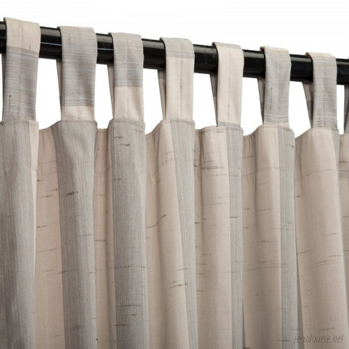 Gracie Oaks Mccaffery Outdoor Single Curtain Panel GRCS5623