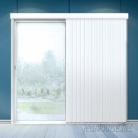 Red Barrel Studio Cordless Vertical Blind RDBT8571