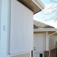 Red Barrel Studio Heavy Duty Semi-Sheer Outdoor Solar Shade SYPL1456
