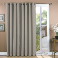 Trent Austin Design Johnson Village Striped Blackout Grommet Single Curtain Panel TRNT2818