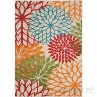 Andover Mills Goldhorn Green Outdoor Area Rug ANDV2984