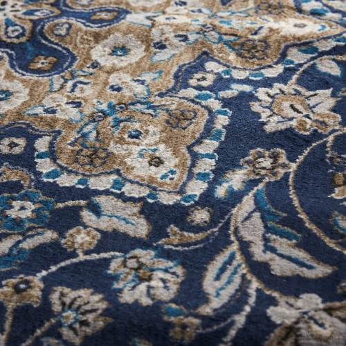 Andover Mills Tremont Blue Area Rug