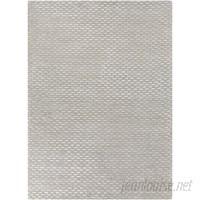 Wrought Studio Bonner Hand-Tufted Gray Area Rug VRKG2655