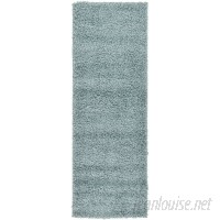 Andover Mills Lilah Light Blue Area Rug ANDV4101