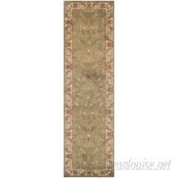 Astoria Grand Destin Green Area Rug ASTD2475
