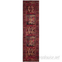 Bloomsbury Market Parthenia Red Area Rug BLMT1864