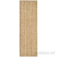 Charlton Home Gaines Power Loom Natural Area Rug CHLH1005