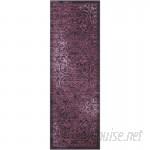 Charlton Home Landen Purple Area Rug CHRL7656