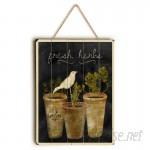 August Grove Fresh Herbs Graphic Art ATGR7655