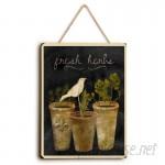 August Grove Fresh Herbs Graphic Art ATGR7735