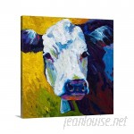 Great Big Canvas 'Belle' Painting Print on Wrapped Canvas CFPS1030