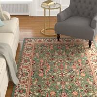 Astoria Grand Kulick Multi-Colored Indoor/Outdoor Area Rug ARGD7582