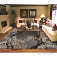 Winston Porter Kirkbride Wool Gray Indoor/Outdoor Area Rug WCAR1082