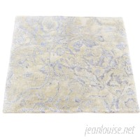 Ophelia Co. One-of-a-Kind Vandeusen Broken Hand-Knotted Silk Area Rug OPCO7709