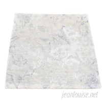 Ophelia Co. One-of-a-Kind Vandeusen Broken Hand-Knotted Silk Area Rug OPCO7710