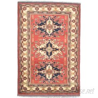World Menagerie One-of-a-Kind Bunkerville Hand-Knotted Brown Area Rug WLDM3823