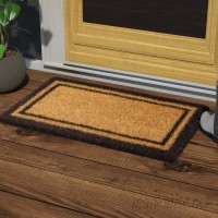 Darby Home Co Alleffra Border Doormat DBHM7840