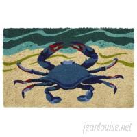 HFLT Oceanside Crab Coir Doormat HFLT1032