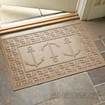 Red Barrel Studio Conway Ahoy! Doormat RDBT5877