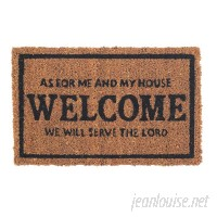 Red Barrel Studio Ormonde Doormat RDBT6799