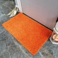 Zipcode Design Burns Solid Doormat ZPCD2771