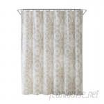 Charlton Home Delvecchio Shower Curtain Set AAUB2433