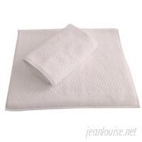 Makroteks Textile L.L.C. Mei Tal Bath Rug MAKT1013