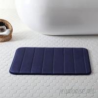Symple Stuff Leonetti Spa Ultra Plush Memory Foam Non-Slip Bath Rug GGGR1173