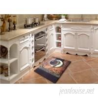 Daniels Bath Cafe Direct Printing Kitchen Mat DBAS1304