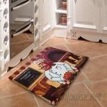 Daniels Bath Chef Direct Printing Anti-Fatigue Kitchen Mat DBAS1307