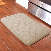 Darby Home Co Romain Surfaces Heavenly Onyx Anti-Fatique Kitchen Mat DRBH3797